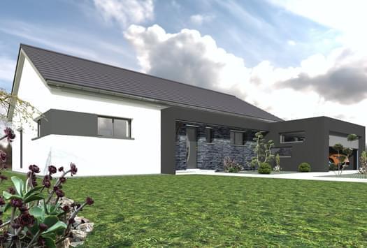 Construction Maison Plain Pied Alsace Franche Comte